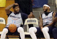 Миннесота - Оклахома. Прогноз на матч НБА