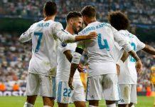 Матч Реал Мадрид - Тоттенхэм