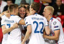 Исландия, Украина, Хорватия отбор ЧМ