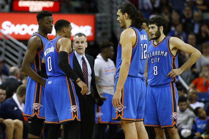 Сакраменто — Оклахома-Сити. Прогноз на матч НБА