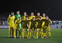 Сборная Украины U-21, ffu.ua