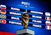 Фавориты чемпионата мира в России