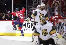 Вегас - Вашингтон: прогноз на 5-й матч финала НХЛ 08.06.2018