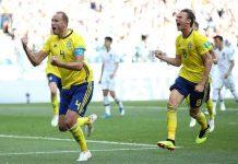 Швеция - Южная Корея (1:0): обзор матча чемпионата мира 18.06.2018