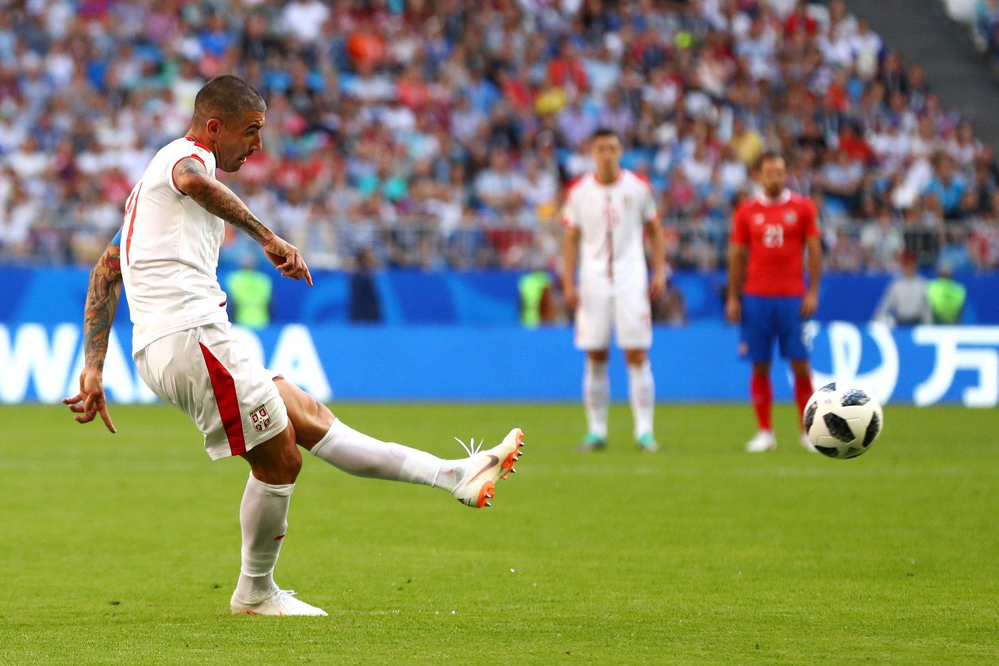 Сербия — Швейцария: кто проследует за Бразилией?