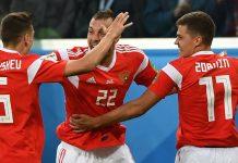 Россия - Египет (3:1): обзор матча 19.06.2018