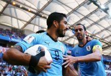 Уругвай - Саудовская Аравия (1:0): обзор матча 20.06.2018