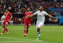 Иран - Испания (0:1): обзор матча 20.06.2018