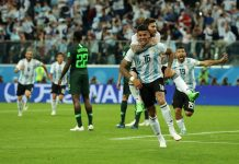 Нигерия - Аргентина (1:2): обзор матча 26.06.2018