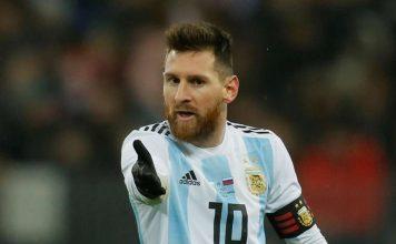 Аргентина - Хорватия акция Пари-Матч