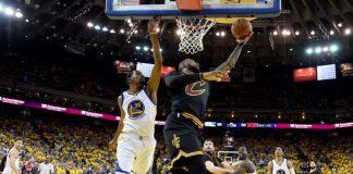 Голден Стэйт - Кливленд: прогноз на 2-й матч финала НБА 04.06.2018