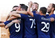 Мариуполь - Юргорден Лига Европы