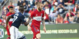 Колорадо - Чикаго: прогноз на матч MLS 14.06.2018