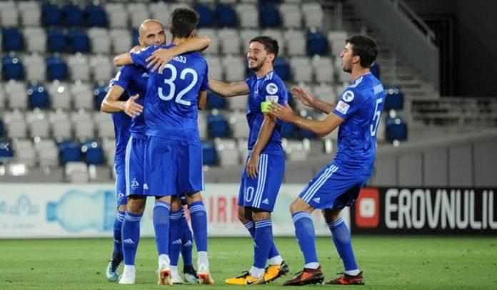 Дунайска Стреда - Динамо: прогноз на матч Лиги Европы 12.07.2018