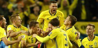 Швеция - Швейцария: прогноз на матч чемпионата мира 03-07-2018
