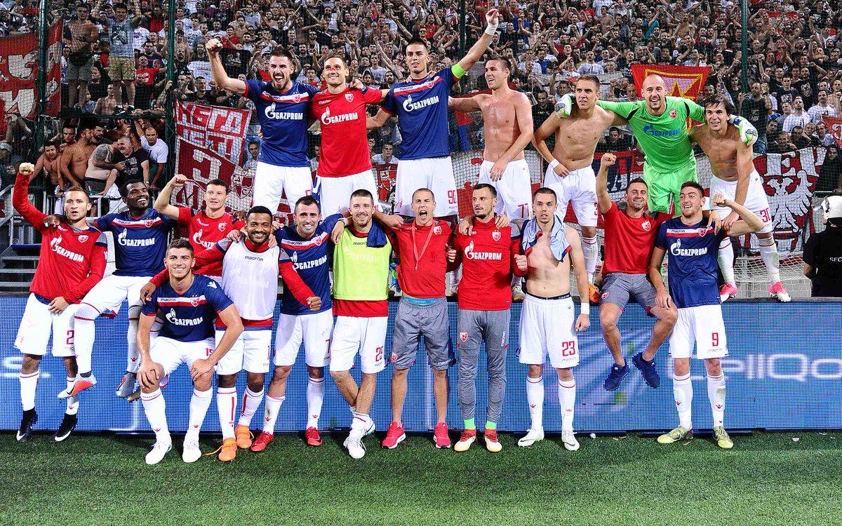 Црвена Звезда — Зальцбург: в Сербии сыграют результативно
