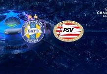 БАТЭ – ПСВ: прогноз на матч Лиги чемпионов 21.08.2018