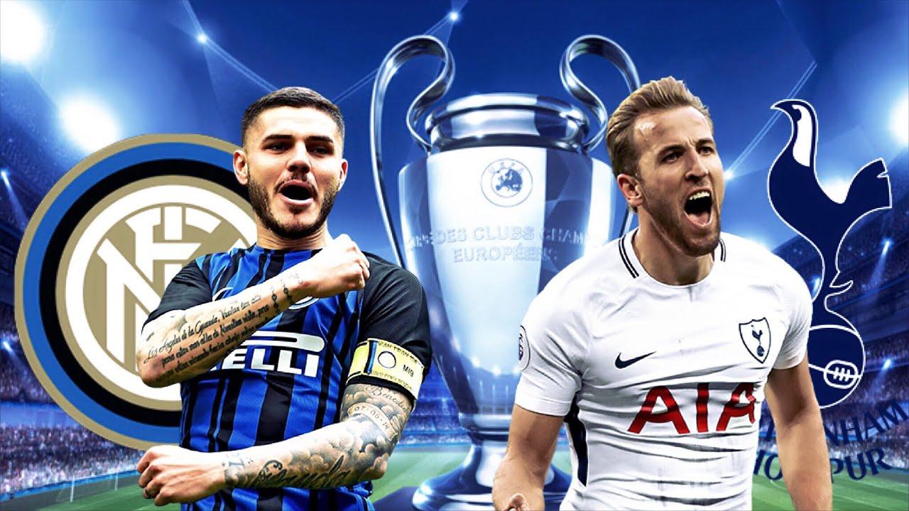 Ставки на матч Тоттенхэм – Интер, Лига чемпионов 2018