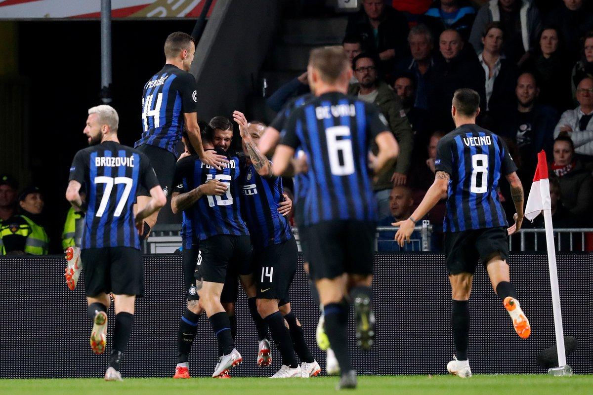 Сампдория – Интер. Прогноз матча чемпионата Италии