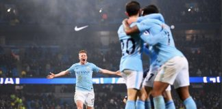 Манчестер Сити – Бернли: прогноз на матч Кубка Англии 26.01.2019