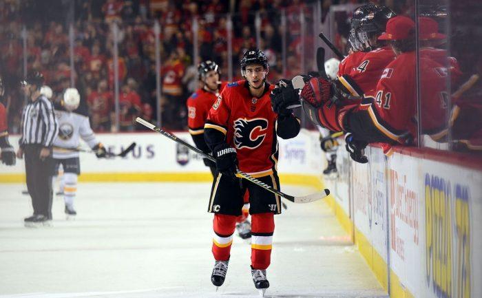 Калгари — Детройт: прогноз на матч НХЛ за 19 января