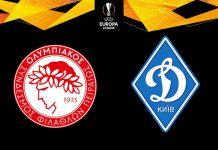 Олимпиакос – Динамо: прогноз на матч Лиги Европы 14.02.2019
