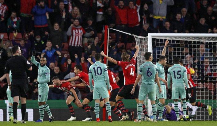 Арсенал покажет проблемы с защитой против Саутгемптона: прогноз за 24 февраля