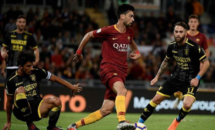 Рома возьмет три очка на поле аутсайдера Фрозиноне: прогноз за 23 февраля