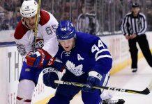 Торонто - Монреаль: прогноз на матч НХЛ 24.02.2019
