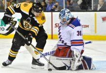 Бостон - Нью-Йорк Рейнджерс прогноз на матч НХЛ 28.03.2019