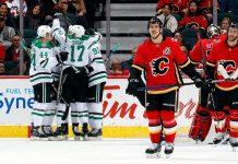 Калгари - Даллас прогноз на матч НХЛ 28.03.2019