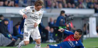 Реал Мадрид - Уэска прогноз