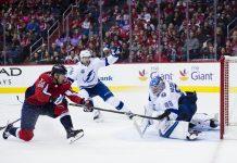 Вашингтон - Тампа-Бэй прогноз на матч НХЛ 21.03.2019