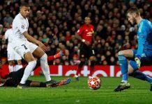 ПСЖ – Манчестер Юнайтед прогноз на матч Лиги чемпионов 06.03.2019