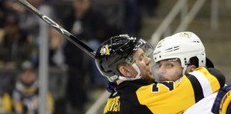 Питтсбург - Нэшвилл прогноз на матч НХЛ 30.03.2019