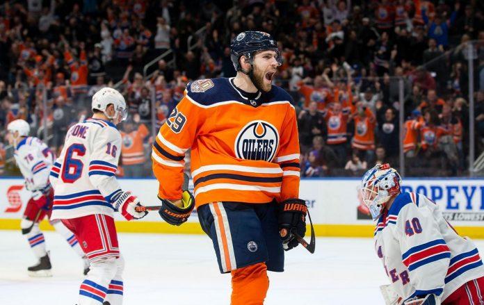 Эдмонтон - Нью-Джерси прогноз на матч НХЛ 14.03.2019