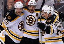 Нью-Джерси - Бостон прогноз на матч НХЛ 22.03.2019