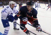 Торонто - Рейнджерс прогноз на матч НХЛ 24.03.2019