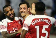 Арсенал – Наполи прогноз на матч Лиги Европы 11.04.2019