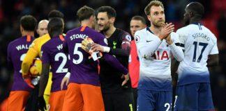 Тоттенхэм – Манчестер Сити прогноз на матч Лиги чемпионов 09.04.2019