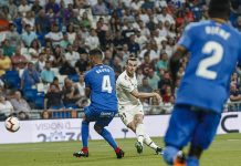Хетафе – Реал прогноз на матч Примеры 25.04.2019