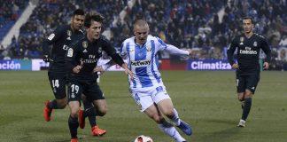 Леганес - Реал Мадрид прогноз