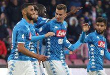 Фрозиноне - Наполи прогноз на матч Серии А 28.04.2019