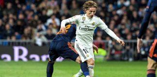 Валенсия – Реал прогноз на матч Примеры 03.04.2019