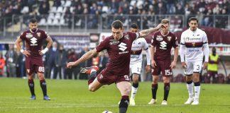Дженоа – Торино прогноз на матч Серии А 20.04.2019