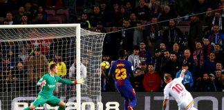 Алавес – Барселона прогноз на матч Примеры 23.04.2019