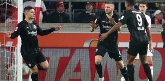 Бенфика – Айнтрахт прогноз на матч Лиги Европы 11.04.2019