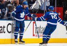 Торонто - Бостон прогноз на матч плей-офф НХЛ 18.04.2019