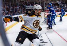 Бостон - Торонто прогноз на матч плей-офф НХЛ 20.04.2019