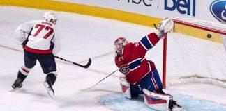 Вашингтон - Монреаль прогноз на матч НХЛ 05.04.2019